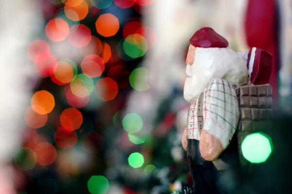 Nicht Jesus, sondern Sankt Nikolaus steht bei Weihnachten in China im Vordergrund. Foto: Kevin Dooley / Flickr (weitere Hinweise am Textende)