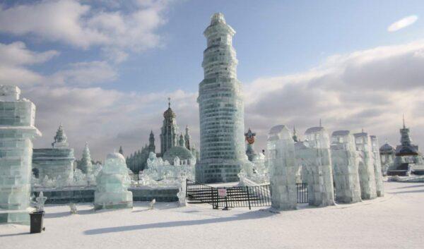 """Man kann es drehen wie mans will: Harbin ist ganz einfach eine """"coole"""" Reisedestination."""