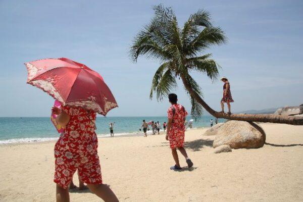 Strand von Sanya