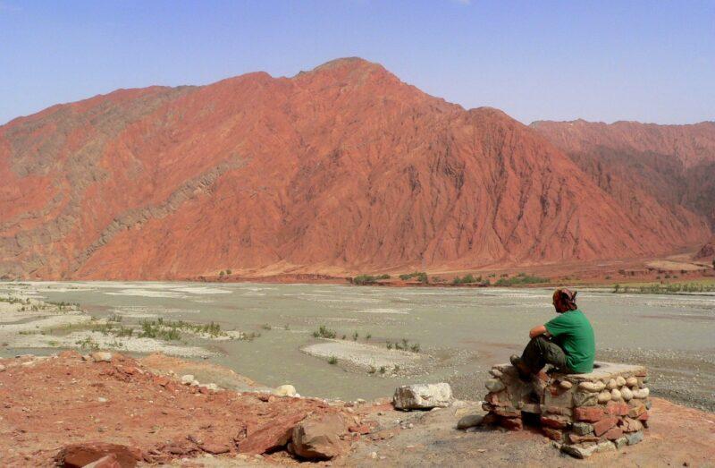 Chinas wilder Westen: Am Karakorum Highway Richtung Pakistan.