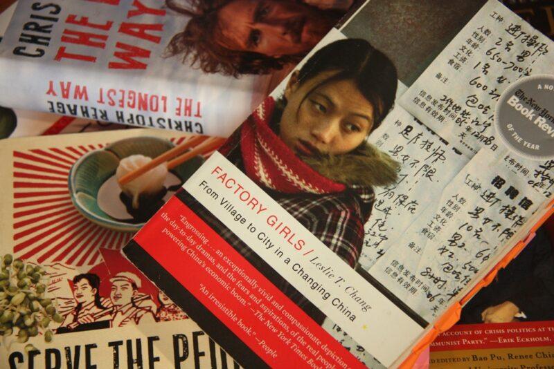 Bücher über China: Ein kleiner Überblick, womit du dich auf deine Reise vorbereiten kannst. Foto: O. Zwahlen