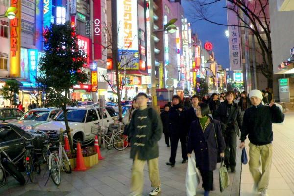 Tokyo: Seit Jahren meine ultimative Lieblingsgrossstad.