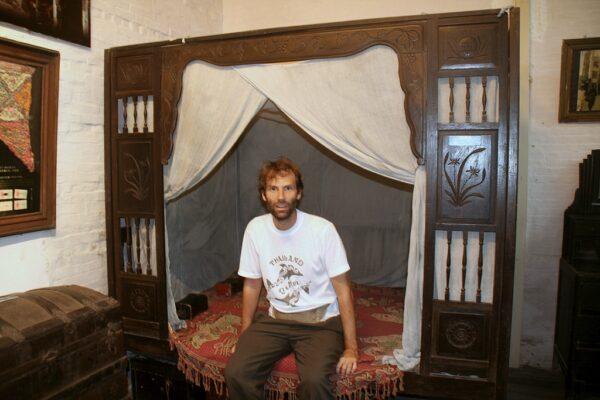 Im Gemeindemuseum: In traditionell eingerichteten Räumen lässt sich die Geschichte der Stadt nachvollziehen.