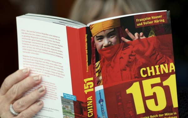 """Das Reich der Mitte in kleinen Häppchen: """"China 151"""" ist eine ideale Einsteigerlektüre. Fotos: O. Zwahlen"""