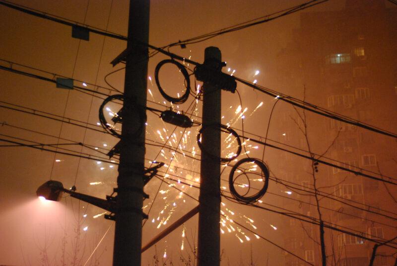 Chinesch Neujahr: Zwei Wochen lang wird heftig gefeiert. Foto: Dale Ellerm / Flickr