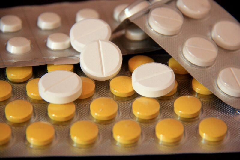 Westliche Medikamente: In China nur sehr schwer auffindbar. Fotos: O Zwahlen
