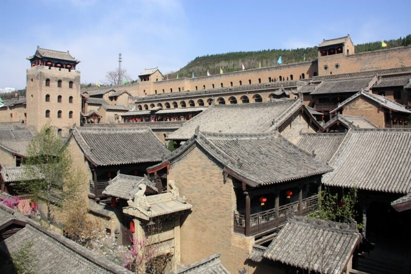 Das Schloss von Premierminister Chen: Der Heshan-Turm diente einst der Verteidigung der Bauern.