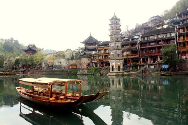 Schön, aber übermässig kommerzialisiert: Fenghuang. Foto: OZ