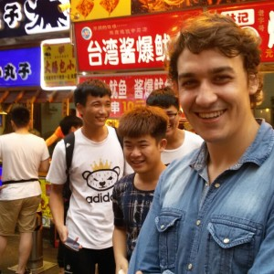 Yannik Thiele studiert in China das Fach Internationale Beziehungen.
