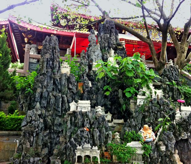 Frauenkloster von meizhou im haus der detailverliebtheit for Angelegter garten