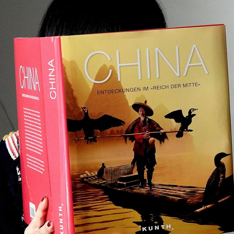 China – Entdeckungen im Reich der Mitte: Ein liebevoll gestalteter Bilderband zu China.