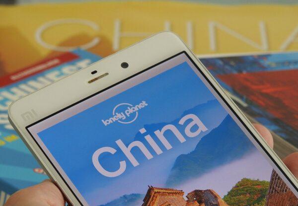 Praktisch für unterwegs: Reiseführer als E-Book. Foto: OZ
