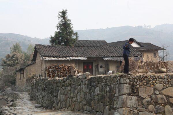 Ländliches Leben in der chinesischen Provinz Fujian.