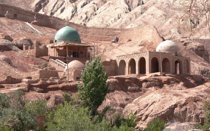 Der Islam ist ein wichtiges Kulturerbe in Westchina.
